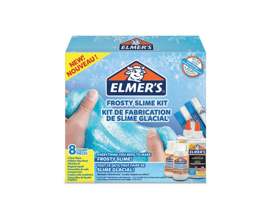 Elmers frosty slime kit 472ml